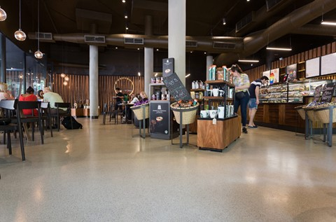 Mondéco Stars in Johannesburg's First Starbucks