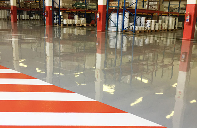 Flowcrete South Africa Opens New Durban Warehouse