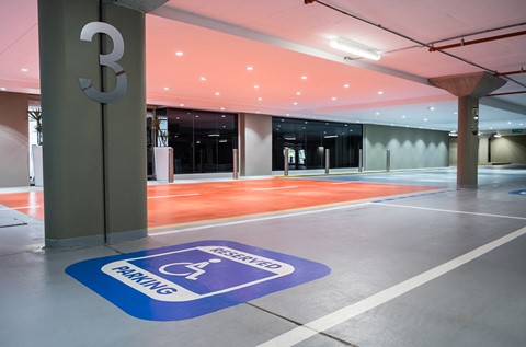 Menlyn Park Shopping Centre Develops with Deckshield