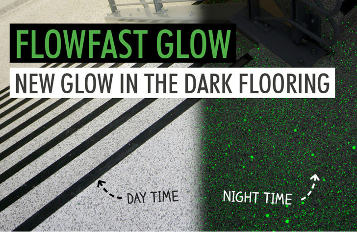 Flowfast Glow and Flowcoat Glow products launched