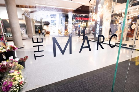 Mondéco Flooring Hits the Mark at THE MARC