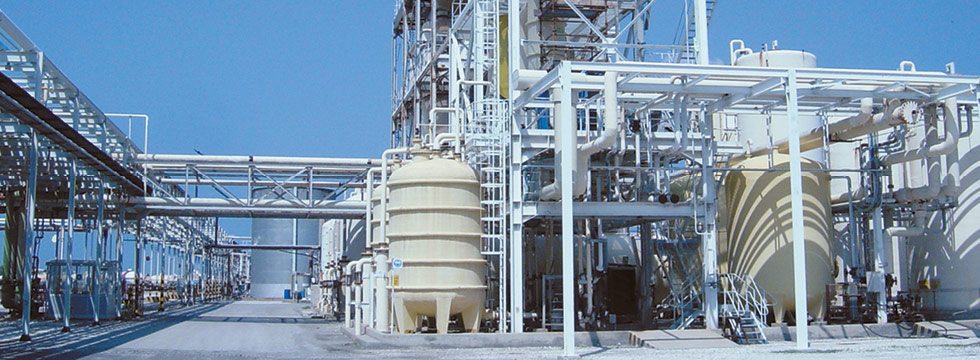 Chemical & Water Processing