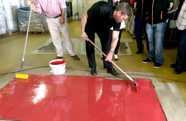 Flowcrete Launches Reformulated Industrial Flooring Range.